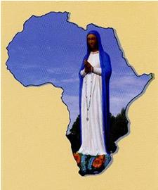 Maria Santíssima em Kibeho