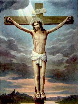 """15º ENCONTRO: """"CRUCIFICAXÃO E MORTE DE JESUS"""""""